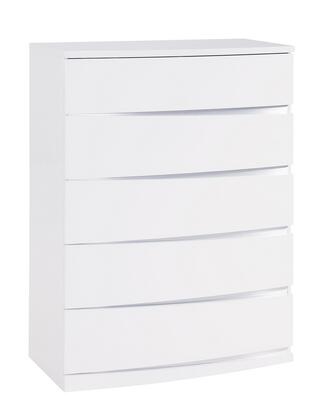 Global Furniture USA ARIAWHCH Aria Series  Chest