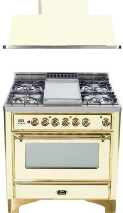 Ilve 720091 Majestic Kitchen Appliance Packages
