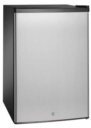 Aficionado A111 Allure Series Freestanding Compact Refrigerator with 4.5 cu. ft. Capacity,  Field Reversible Doors