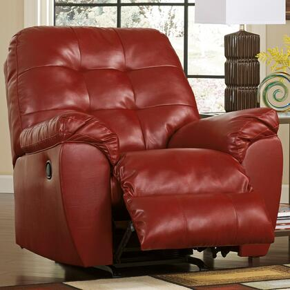 Alliston Red Recliner