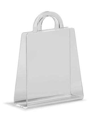 Zuo 401160 Purse Series  Magazine Rack
