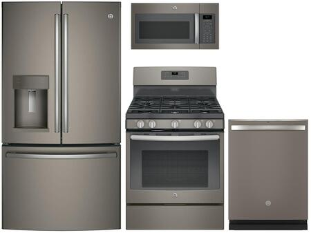 GE 730732 Kitchen Appliance Packages