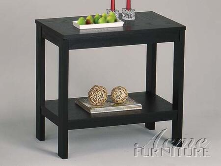 Acme Furniture 18428 Adira Series Contemporary Rectangular End Table