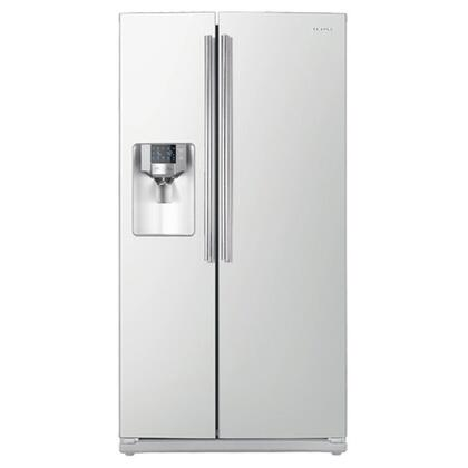 Samsung Appliance RS265TDWP Freestanding Side by Side Refrigerator