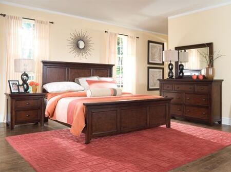 Broyhill ABBOTTPANELBEDCKSET Abbott Bay Bedroom Sets