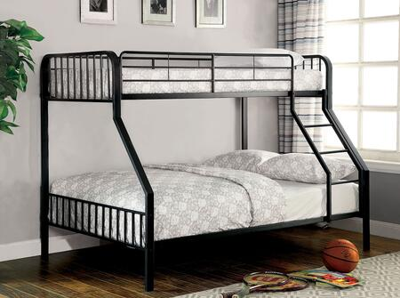 Furniture of America CMBK928TFBED Clement Series  Bed
