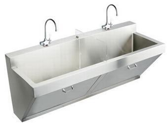 Elkay EWSF26026SACC Wall Mount Sink
