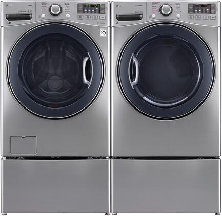 LG 719162 Washer and Dryer Combos