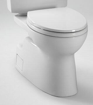 Toto CT474CEFG#12 Vespin Ii High Efficiency Toilet