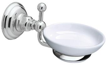 Rohl A1487 Italian Country Bath Collection Wall Mounted Soap Dish Holder in