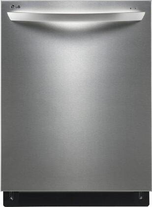 "LG LDF7561ST 24"" Built In Fully Integrated Dishwasher"