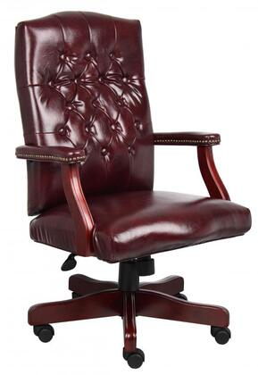 "Boss B905BY 27"" Adjustable Contemporary Office Chair"