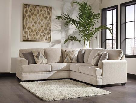 Sectional Sofa with Right Arm Facing Loveseat