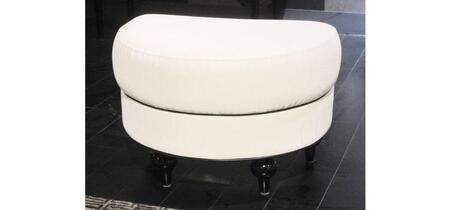 VIG Furniture AUSPICIOUSOTTOMAN Auspicious Series Transitional  Ottoman
