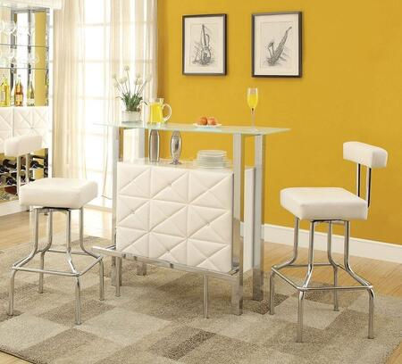 Acme Furniture 71585T2C Bar Table Sets