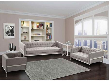 Armen Living Andre Living Room Set