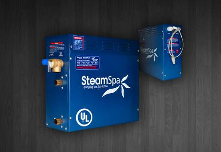 Steam Spa D1200