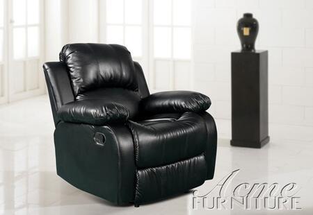 Acme Furniture 50002 Vista Series Modern Leather  Recliners