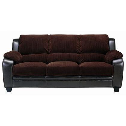 Coaster 502811 Monika Series Stationary Fabric Sofa