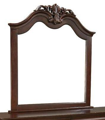 Standard Furniture 82658  Arched Portrait Dresser Mirror