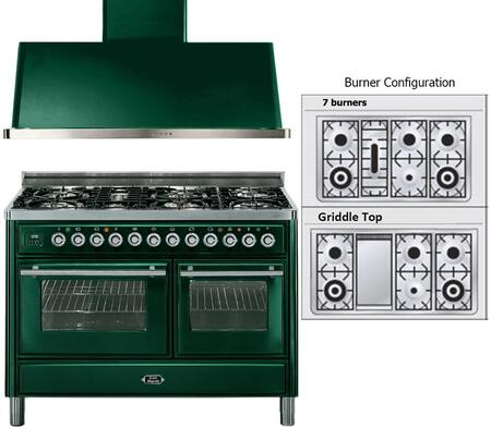 Ilve 721461 Kitchen Appliance Packages