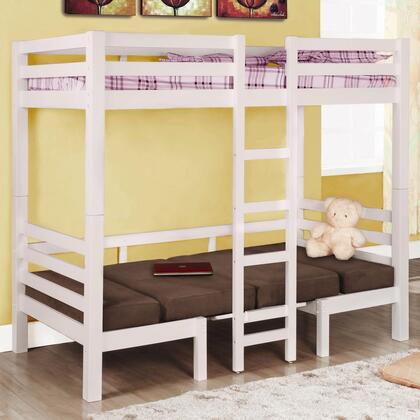 Coaster 460273 Bunks Series  Twin Size Loft Bed