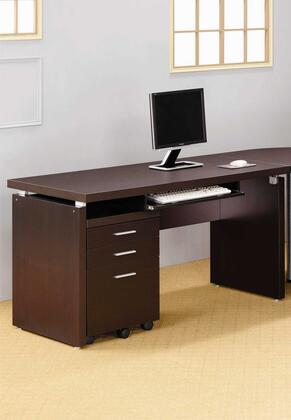 Coaster 800891 Contemporary Office Desk