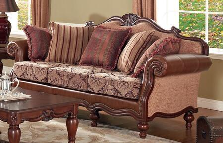 Meridian 609S  Fabric Sofa