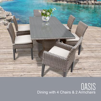 OASIS RECTANGLE KIT 4ADC2DCC BEIGE