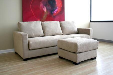 Wholesale Interiors TD7813BKF062PCSET  Living Room Set