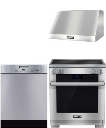 Miele 736810 M-Touch Kitchen Appliance Packages