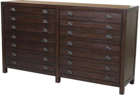 Donny Osmond Home 204293 Lancaster Series Wood Dresser