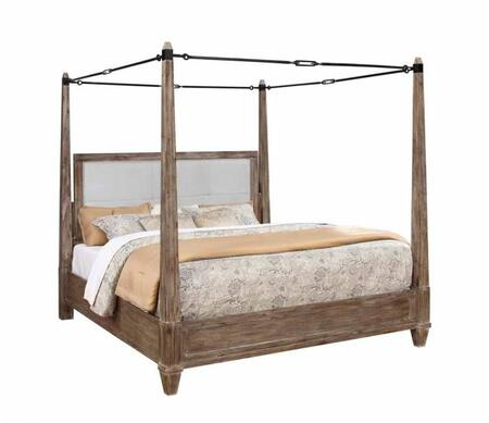 Donny Osmond Home 203541Q Madeleine Series  Queen Size Canopy Bed