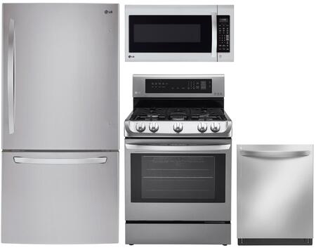 LG 728951 Kitchen Appliance Packages