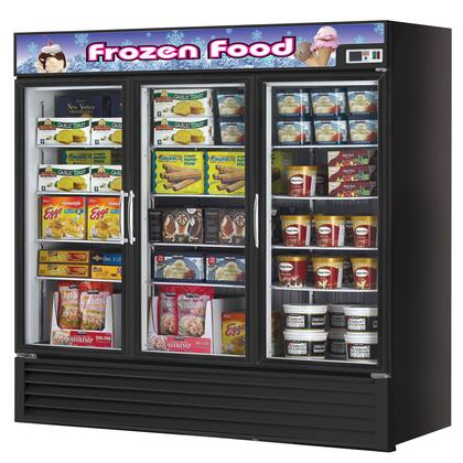 Turbo Air TGF72FB  Commercial Display Freezer