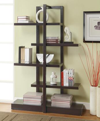 Coaster 800317 Bookcases Series  5 Shelves Bookcase