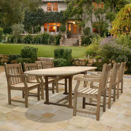 Vifah V1296SET1 Renaissance Patio Sets