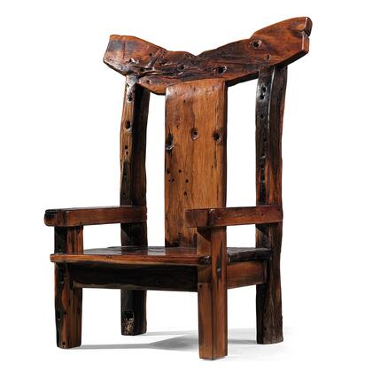 Argo Furniture DSA03 Imperator Series  Wood Frame Dining Room Chair