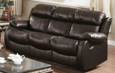 Yuan Tai WE9918SBR Weston Series Sofa Leather Sofa
