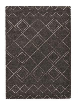 Citak Rugs 4700-050X Caledon Collection - Gabbeh - Charcoal Mix