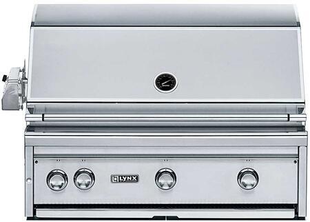 "Lynx L36R1NG Built-In 36"" Natural Gas Grill"