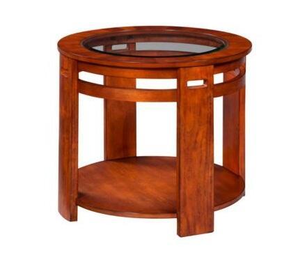 Broyhill 3799006 Nelliston Series Modern Round End Table