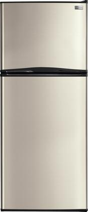 Frigidaire FFPT12F3NM Freestanding Top Freezer Refrigerator with 12.0 cu. ft. Total Capacity 2 Glass Shelves 3.0 cu. ft. Freezer Capacity