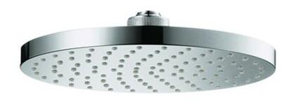 "Axor 28484 Axor Uno 7"" Rain Shower Head with 1/2"" Connection:"