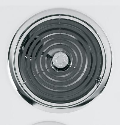Ge Jds28dfww 30 Inch White Drop In Electric Range With