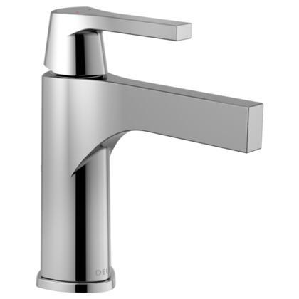 Zura  574-LPU-DST Delta Zura: Single Handle Lavatory Faucet - Less Pop Up in Chrome