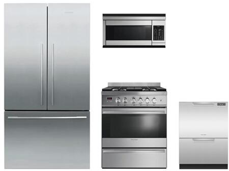 Fisher Paykel 798348 Kitchen Appliance Packages