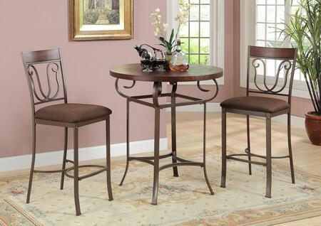 Acme Furniture 96348T2C Bar Table Sets
