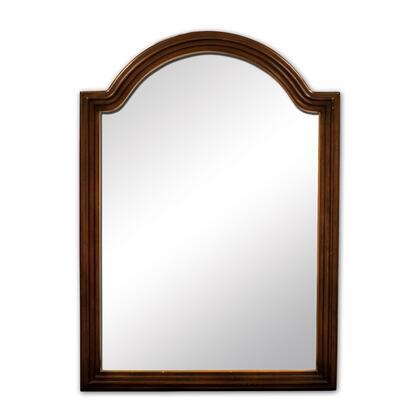 Bath Elements MIR029  Arched Portrait Bathroom Mirror