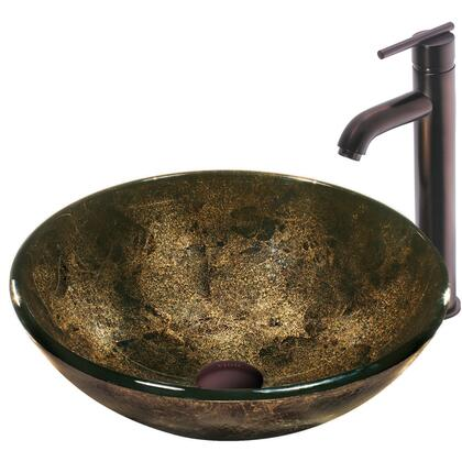 Vigo VGT129 Oil Rubbed Bronze Bath Sink